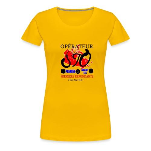 Operateur STO plus size - Women's Premium T-Shirt