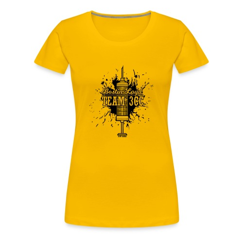 Team3cc Syringe - Women's Premium T-Shirt