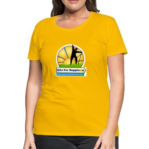 Hike Tops - Women's Premium T-Shirt