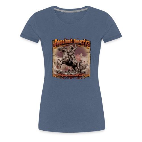Homeland Security by RollinLow - Women's Premium T-Shirt