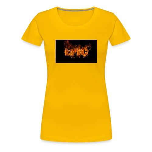 Epicfiresquad - Women's Premium T-Shirt