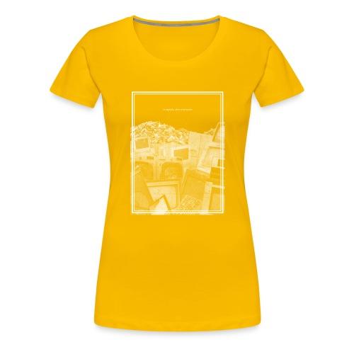 voltaire - Women's Premium T-Shirt
