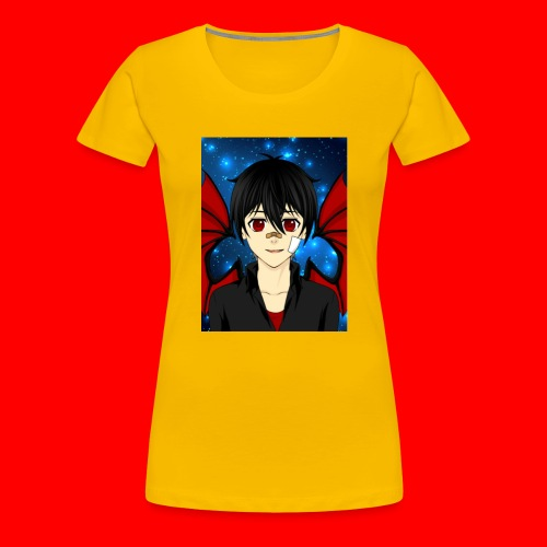 vampire boy kryotic - Women's Premium T-Shirt