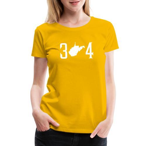 304 - Women's Premium T-Shirt