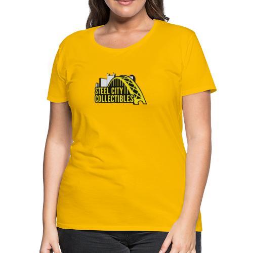 Steel City Collectibles - Women's Premium T-Shirt
