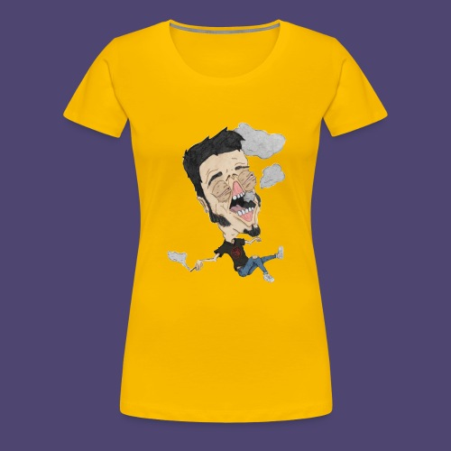 Floatin - Women's Premium T-Shirt
