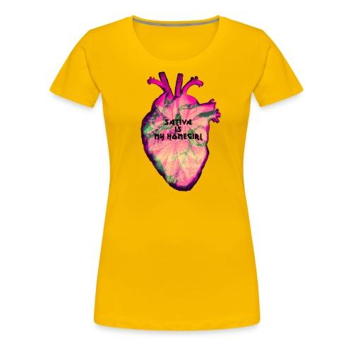 Beating hearts baby - Women's Premium T-Shirt