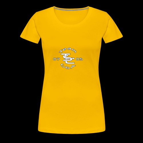 TSC Interlocked - Women's Premium T-Shirt