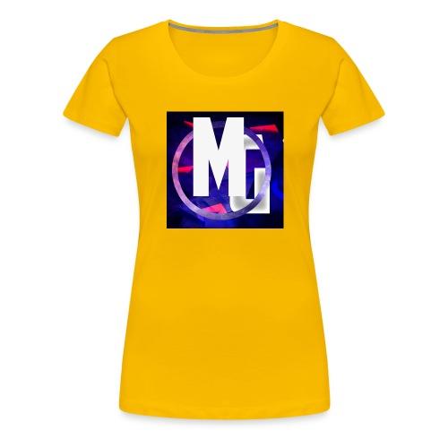 MoneyGamer Logo - Women's Premium T-Shirt