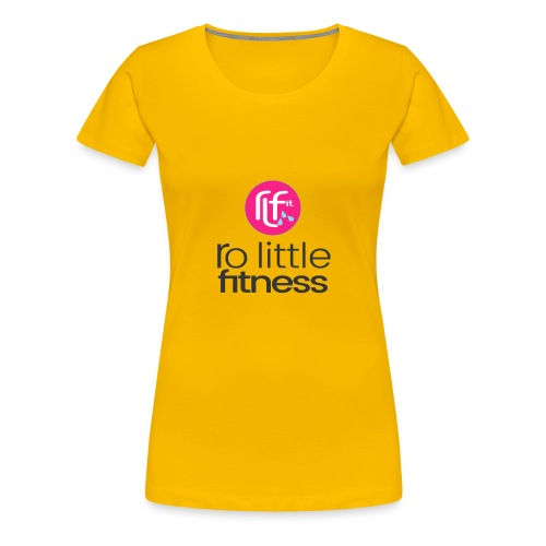 Ro Little Fitness - Women's Premium T-Shirt