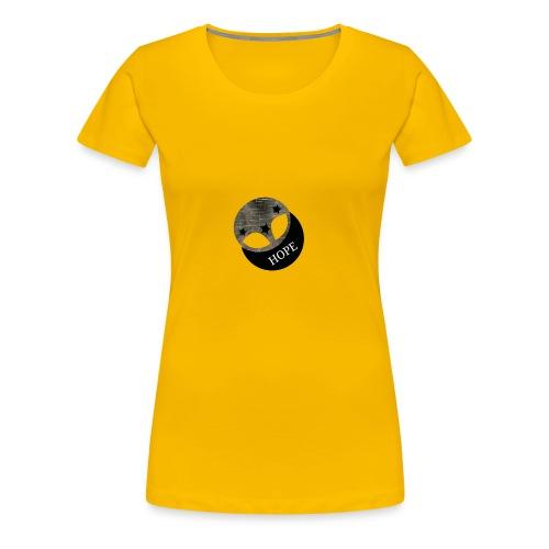 Hope Alien - Women's Premium T-Shirt