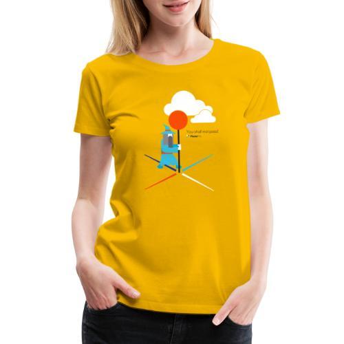 Gandalf - Women's Premium T-Shirt