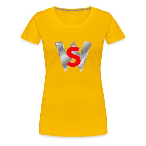 Shahmar woleslagle merch - Women's Premium T-Shirt