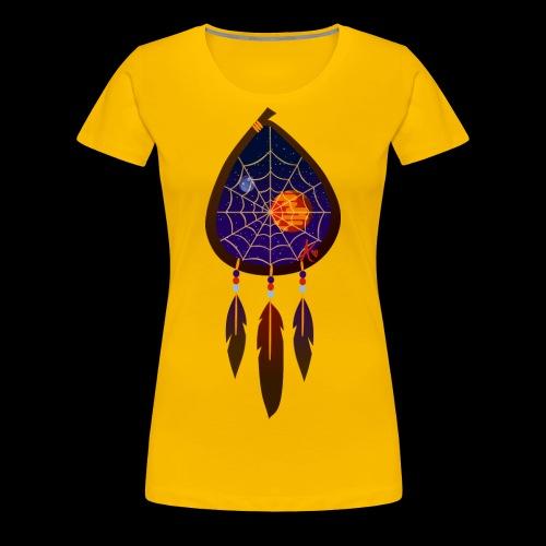 Dreamcatcher Space Inspiring 2 - Women's Premium T-Shirt