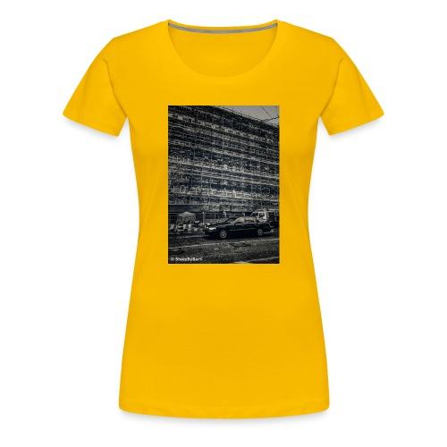 NYC Street 2 - Women's Premium T-Shirt