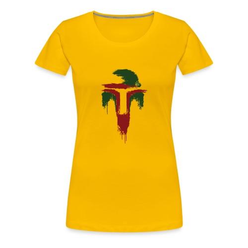 Boba Fett - Women's Premium T-Shirt