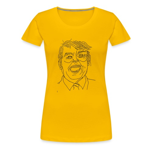 Trump - Women's Premium T-Shirt