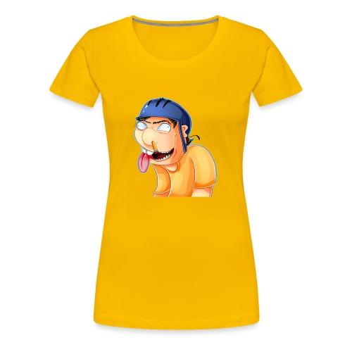 jeffy clipart - Women's Premium T-Shirt