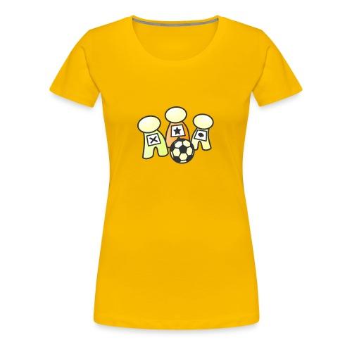 Logo without text - Women's Premium T-Shirt