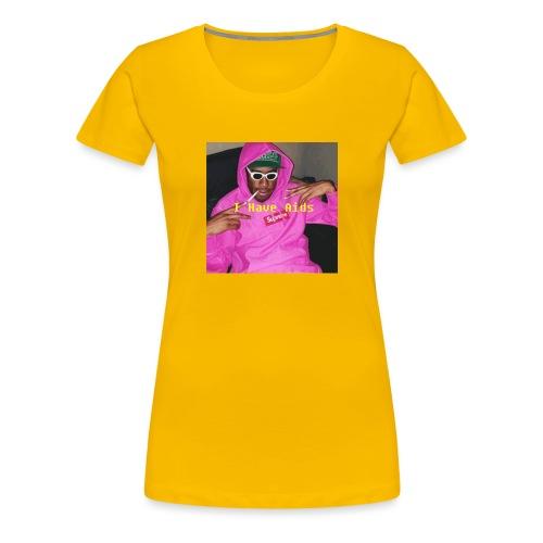 Ihaveaids - Women's Premium T-Shirt