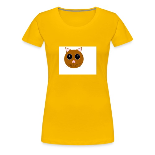 cute_cat - Women's Premium T-Shirt