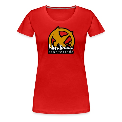 HD12 Logo Raster - Women's Premium T-Shirt