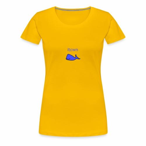 In The Corner With Neil - Women's Premium T-Shirt