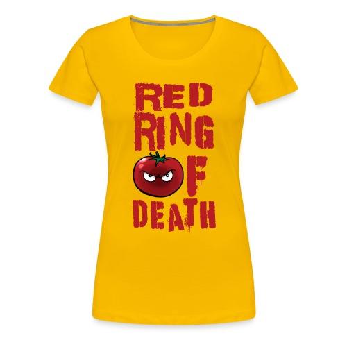 redring1 - Women's Premium T-Shirt