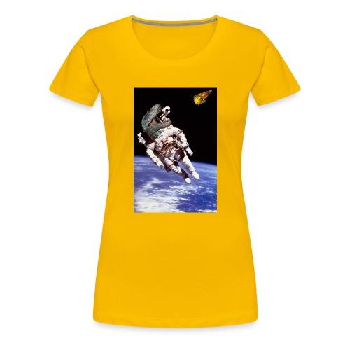how dinos died - Women's Premium T-Shirt