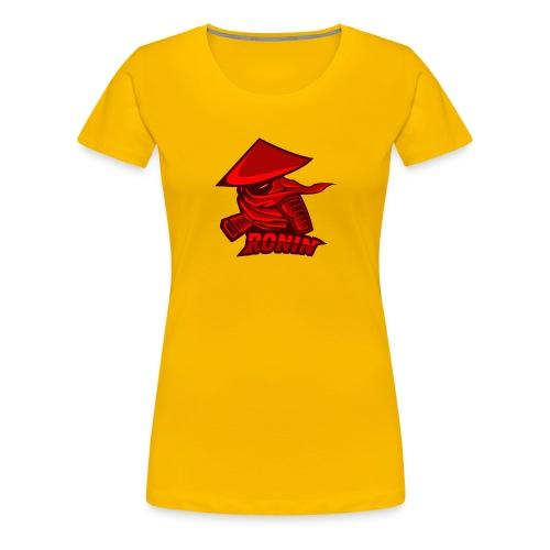 Ronin samurai - Women's Premium T-Shirt