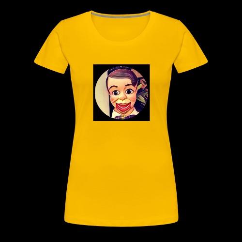 Archie logo xlarge image - Women's Premium T-Shirt