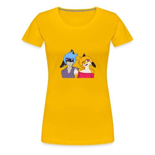 Ethan+Ella - Women's Premium T-Shirt