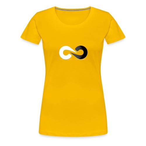 Infinity Clan Logo - Women's Premium T-Shirt
