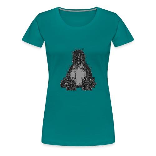 ECB Penguin - Women's Premium T-Shirt