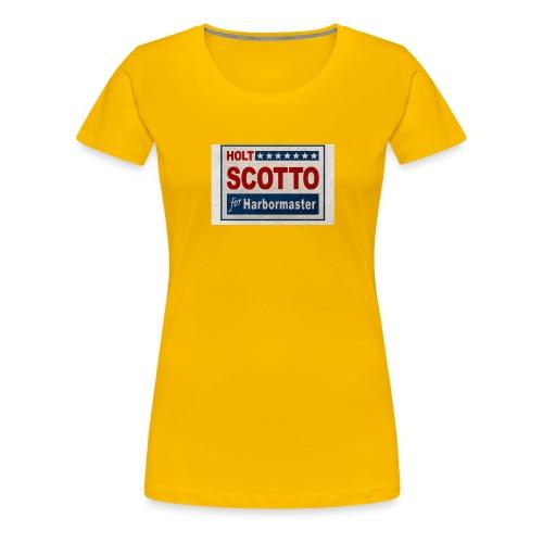 Vote 4 Holt - Women's Premium T-Shirt