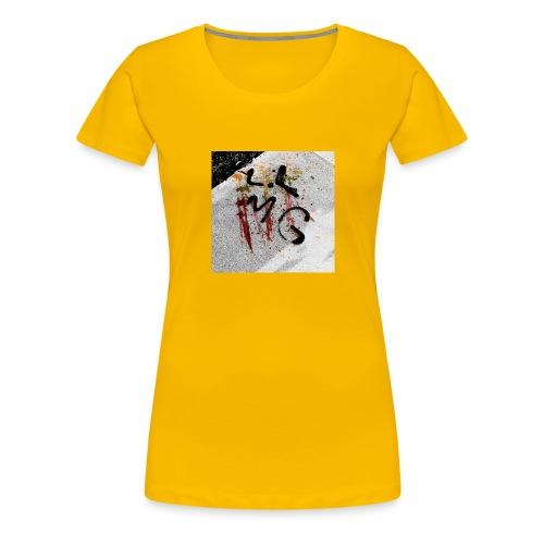 Mayrlon Gramajo - Women's Premium T-Shirt