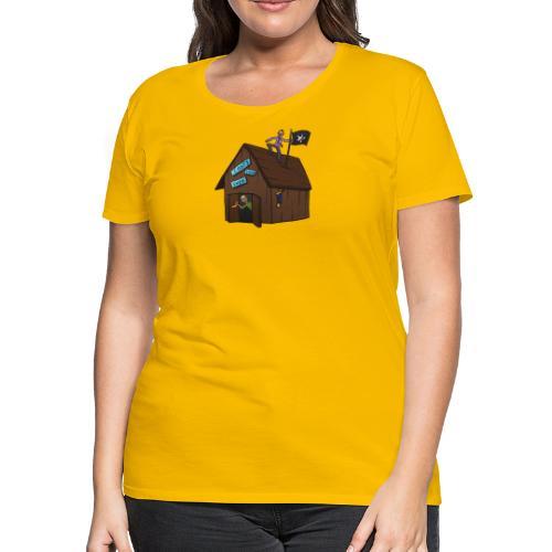 Cody's Sock Shed - Women's Premium T-Shirt