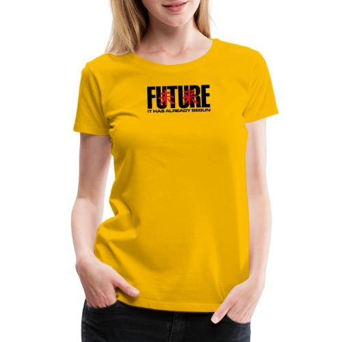Future Kanji - Women's Premium T-Shirt