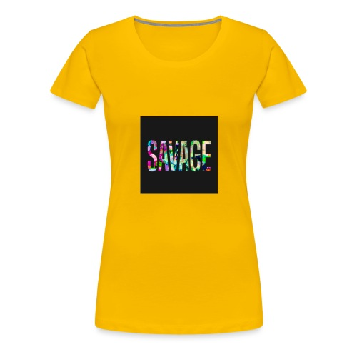 Savage Wear - Women's Premium T-Shirt