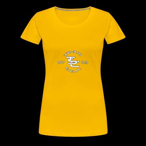 TSC Interlocked - Women's Premium T-Shirt