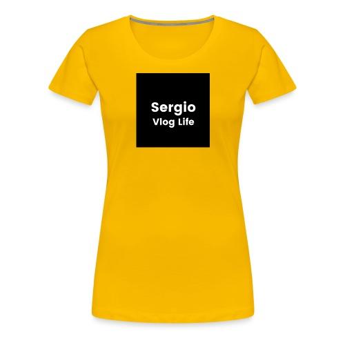 Sergio Lopez - Women's Premium T-Shirt
