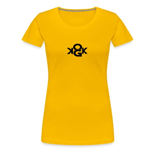 OGK Merch - Women's Premium T-Shirt