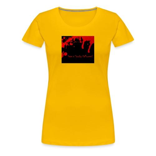 T SHIRT 1 - Women's Premium T-Shirt