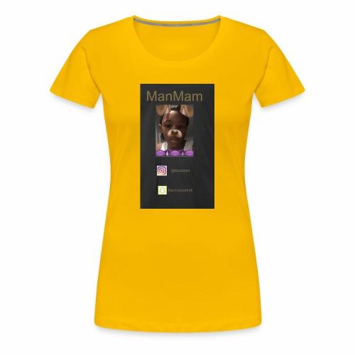 ManMam - Women's Premium T-Shirt
