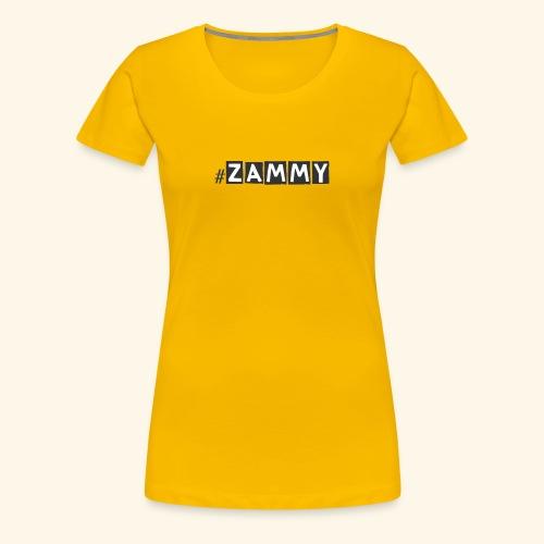 Zammy - Women's Premium T-Shirt