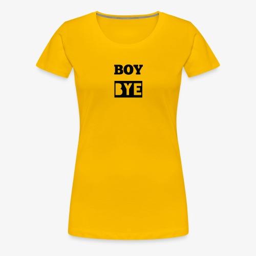 BOYBYE Collection - Women's Premium T-Shirt