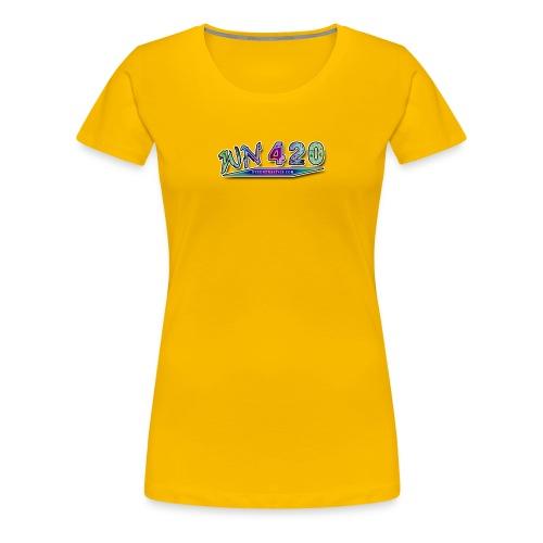 wn420 TwISTED #1 - Women's Premium T-Shirt