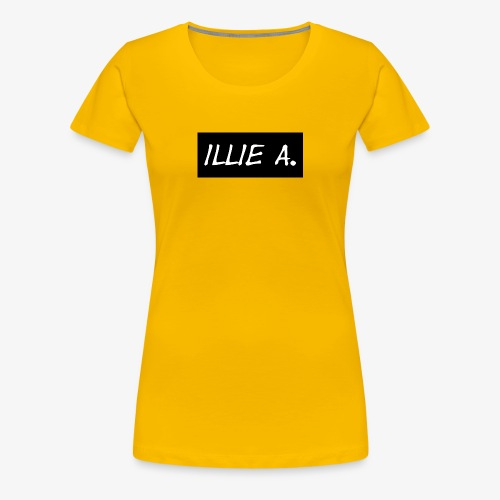 Illie Clothes - Women's Premium T-Shirt