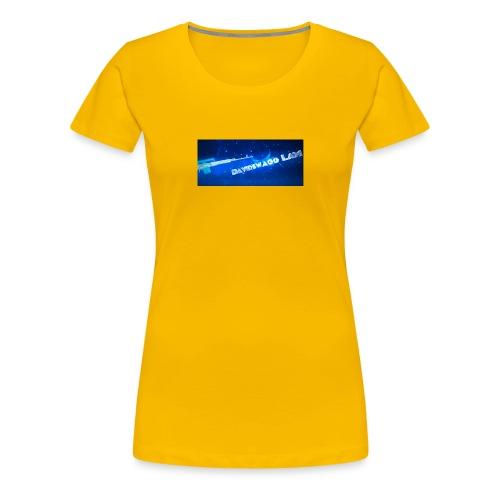 David Swagg - Women's Premium T-Shirt
