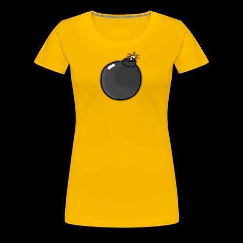 The Bombadiers - Women's Premium T-Shirt
